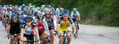Велосипедный кэмп от команды Pro Life Team